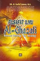toko buku rahma: buku FILSAFAT ILMU AL-GHAZALI, pengarang saeful anwar, penerbit pustaka setia
