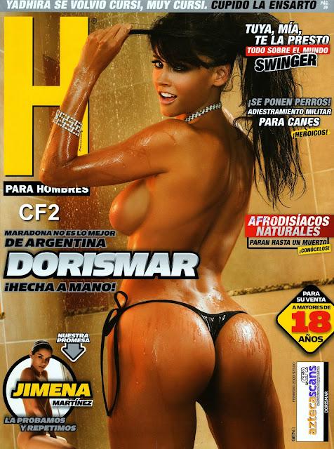 Dorismar Revista H para hombres Febrero 2009