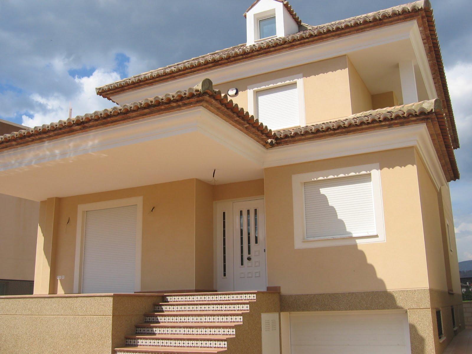 Todo tiene un fin cap tulo 15 nuevo hogar - Pinturas para fachadas exteriores fotos ...