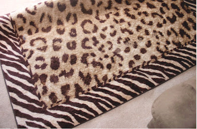 Quality Area Rugs, Animal Print Area Rugs, Animal Trend Decor, Decor For Teens, Dorm Decor