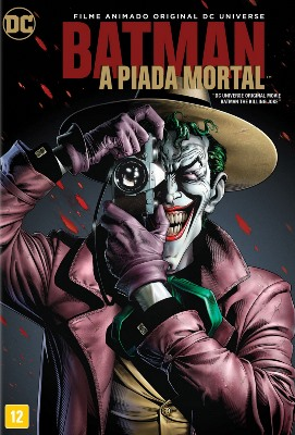 Batman: A Piada Mortal BDRip Dublado + Torrent