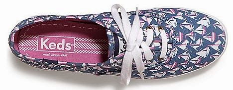 Keds Champion sailboats
