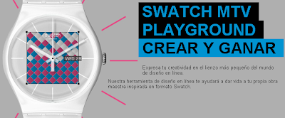 premio viaje Malta relojes swatch New Gent promocion swatch mtv playground