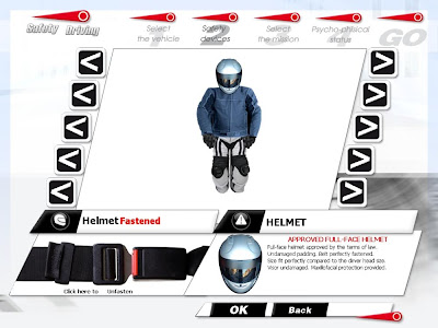 Download Safety Driving The Motorbike Simulation
