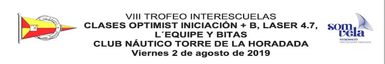 2019 Trofeo Interescuelas. CN Torre Horadada