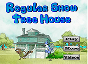 Regular Show Three House