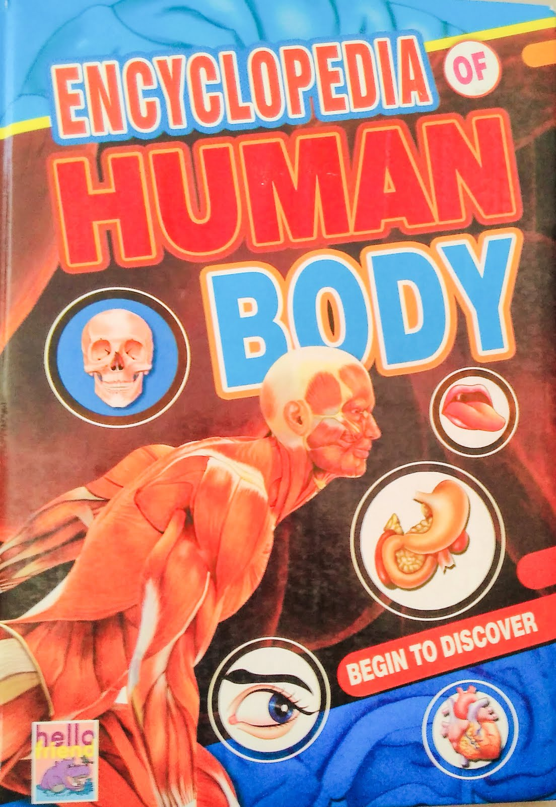 Best Encyclopedia on Human Body
