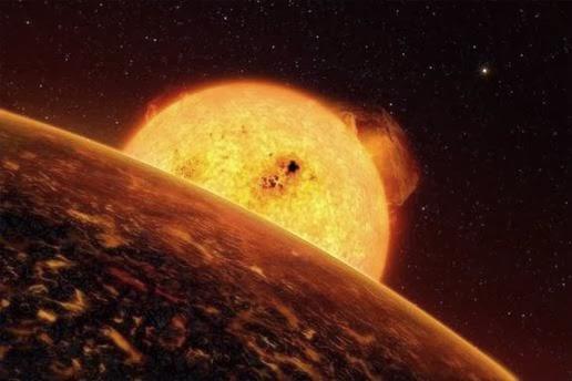 Galeri Exoplanet Aneh Bagian I...