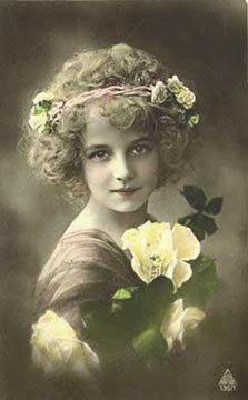 Victorian Lady V