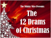 The 12 Drams of Christmas 2013