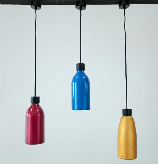 Lampy z syfonów