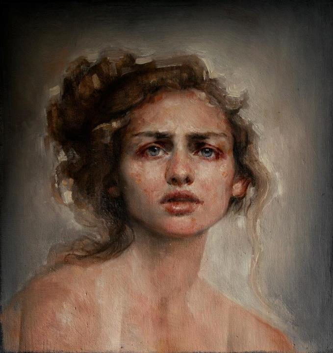 Maria Kreyn 1985 | Russian Figurative painter