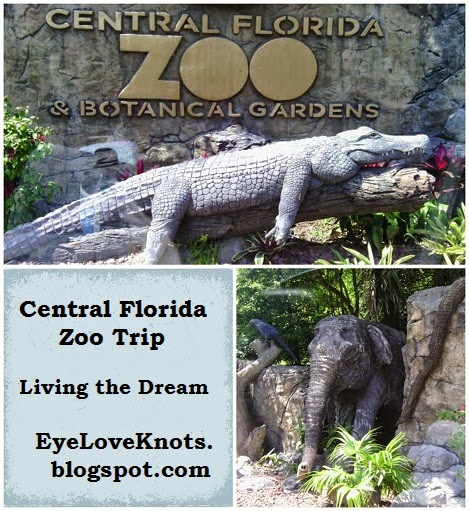 A Few Weeks Ago, I Was Gifted A Trip To The Central Florida Zoo And Botanical  Gardens For My Birthday. If You Get The Chance To Visit, It Is Quite Lovely!