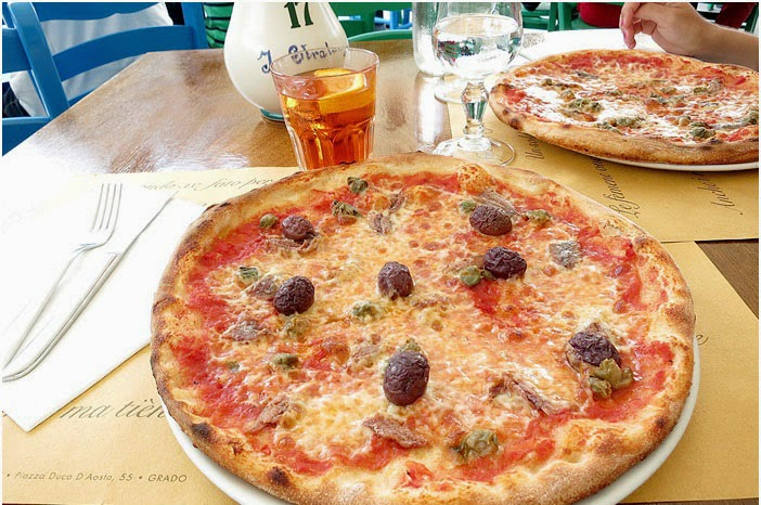 Grado :: Pizzeria In Stralonga