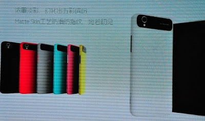 ZTE Grand Color options