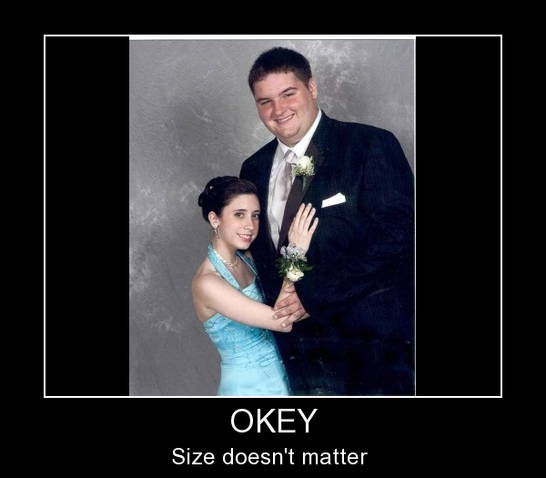 it Not The Size That Matters Quotes Size Really Doesn't Matter