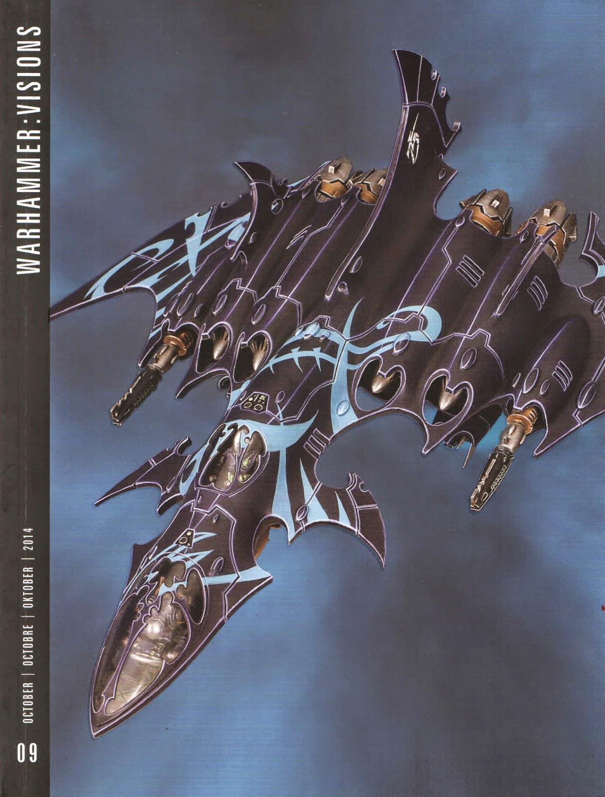 Warhammer: Visions, número 9