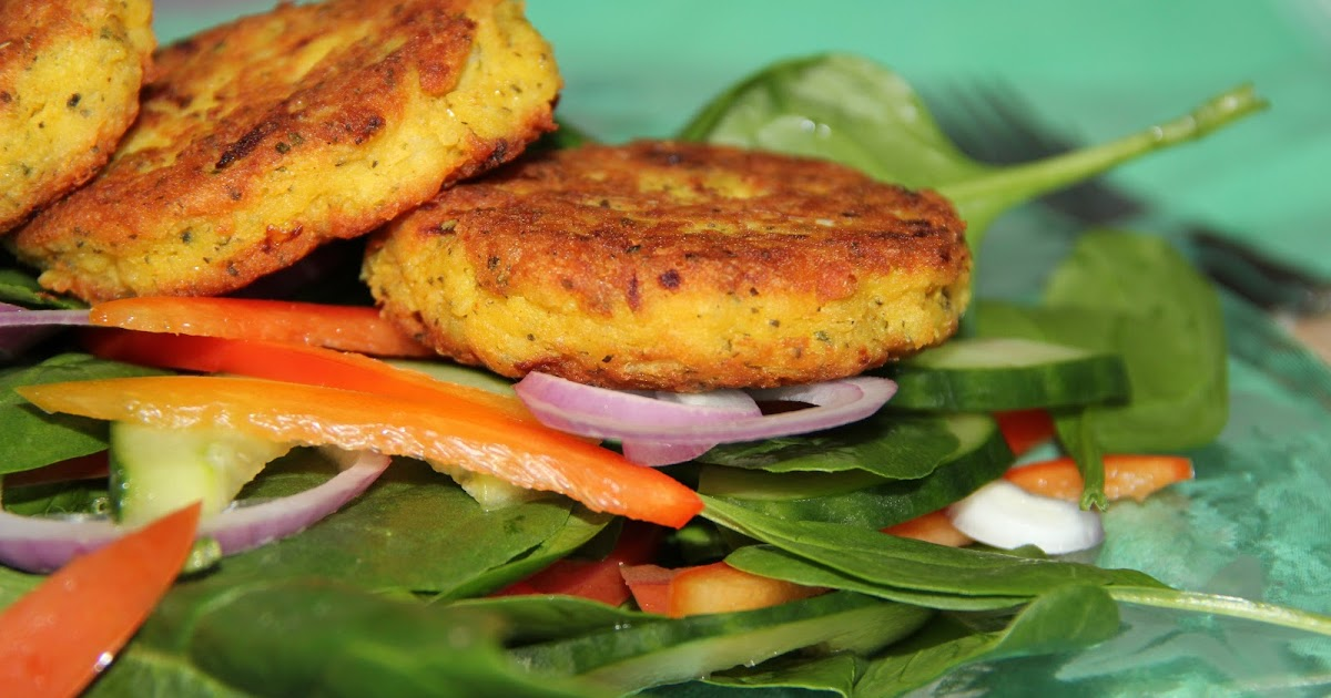 My Persian Feast: Kookoo - Potato and Parmesan Cakes