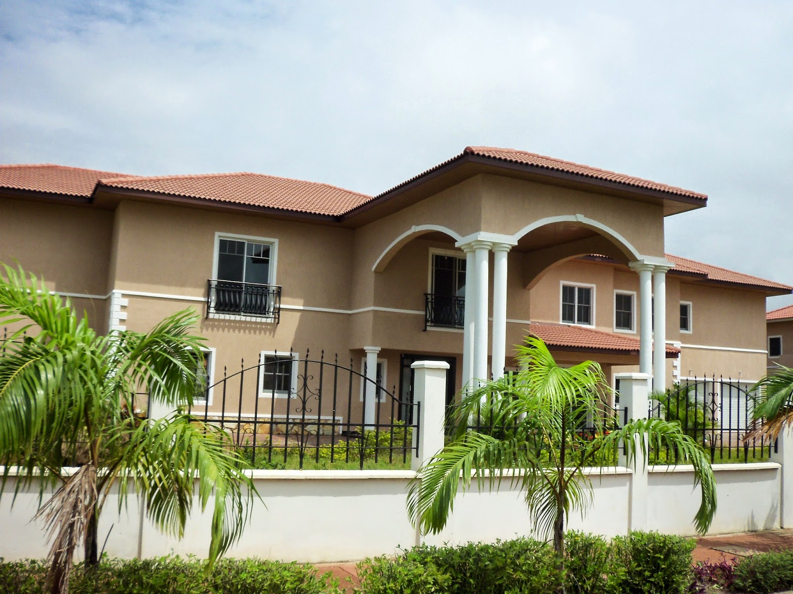 Kge properties house sale rent a house and land 5 for Modern houses in ghana