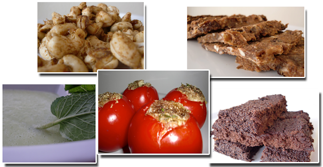 raw food gourmet recipes