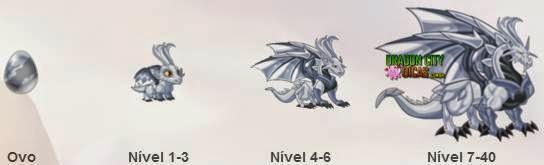 Dragão de Platina
