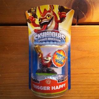 E3 2011 Trigger Happy Skylander