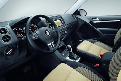 2012 Volkswagen Tiguan  Review Price | Interior