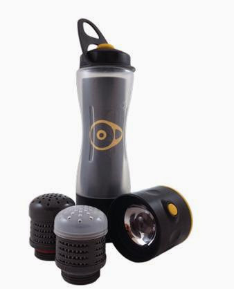Smart Dual Purpose Gadgets - Öko Odyssey Water Bottle