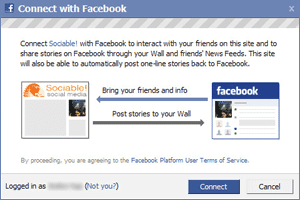 Facebook Connect: Plugins to Integrate FB and WordPress