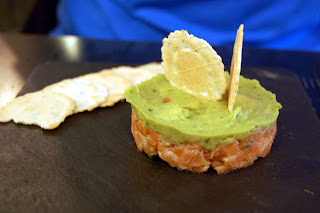 Stitch and Bear - Cornelia &amp; Co - Salmon tartar with avocado