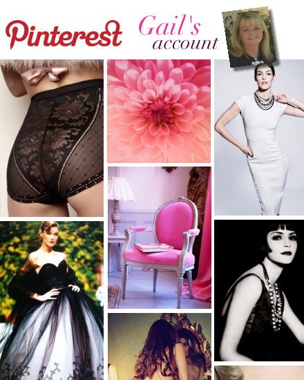 Gail Rubke, Faire Frou Frou, Pinterest