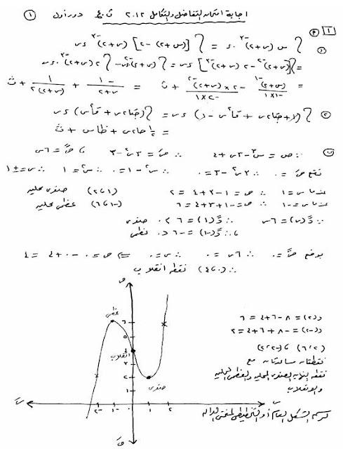 امتحانات الثانويه من مصراوى222012 1