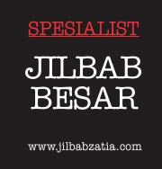 Spesialist Jilbab Besar