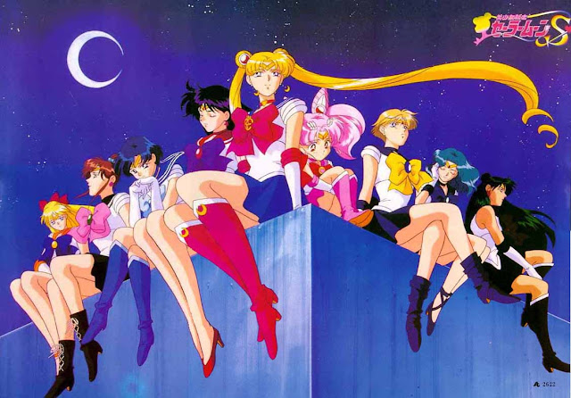 Sailor Moon: Ay Savaşçısı