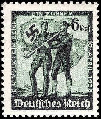 Image result for ein reich ein volk hitler austria