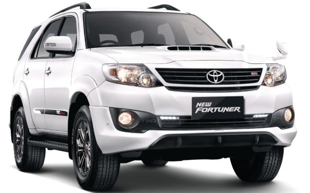 Mobil Toyota Fortuner