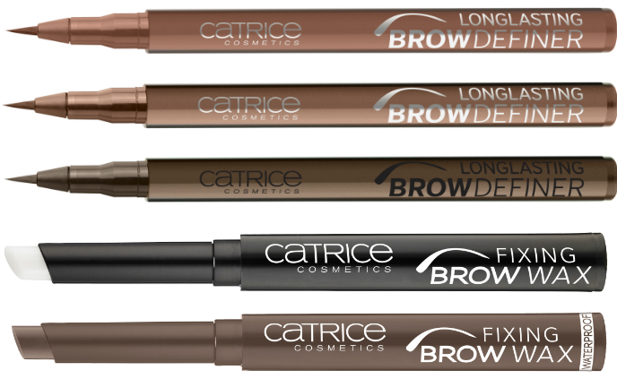 CATRICE Longlasting Brow Definer Brow Master.  fixing brow wax