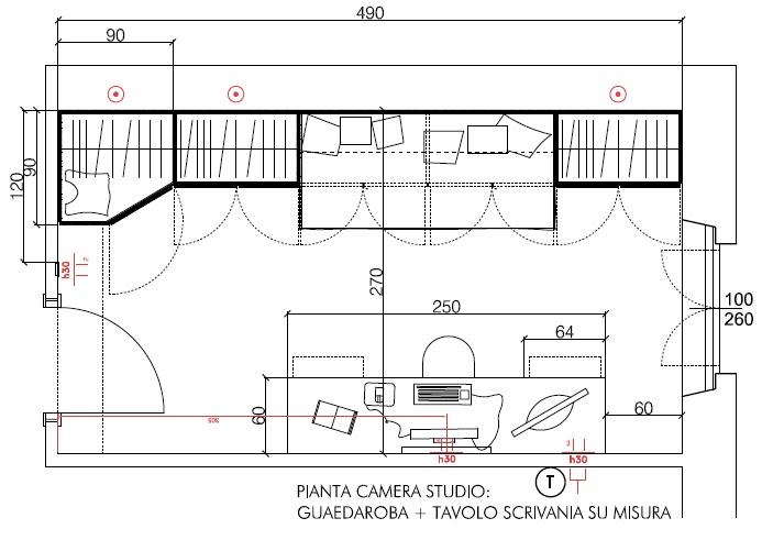 Gandal ristrutturare for Costruito nella cabina della cucina