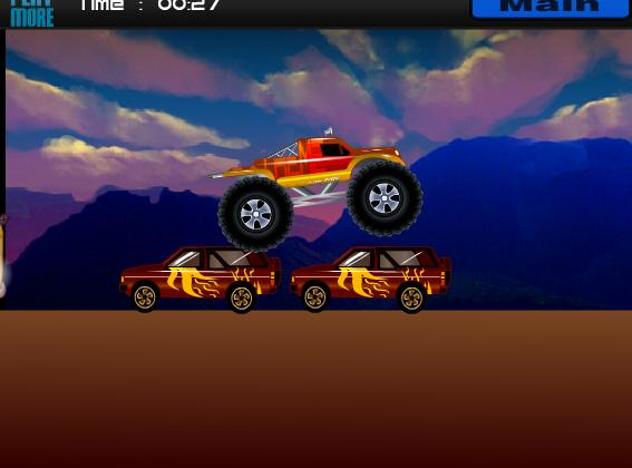 Turbo Truck 2 oyunu oyna 4x4 turbo truck oyna
