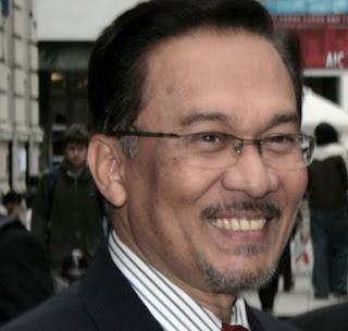 Anwar Ibrahim Bengawan Solo