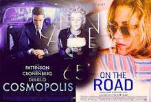 &#39;Cosmopolis&#39; &amp; &#39;On the Road&#39; at the Cannes Film Festival 2012
