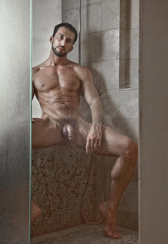 Mark Henderson Male Nude Models