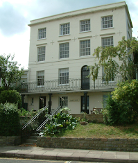 Thames House...the perfect place to stay