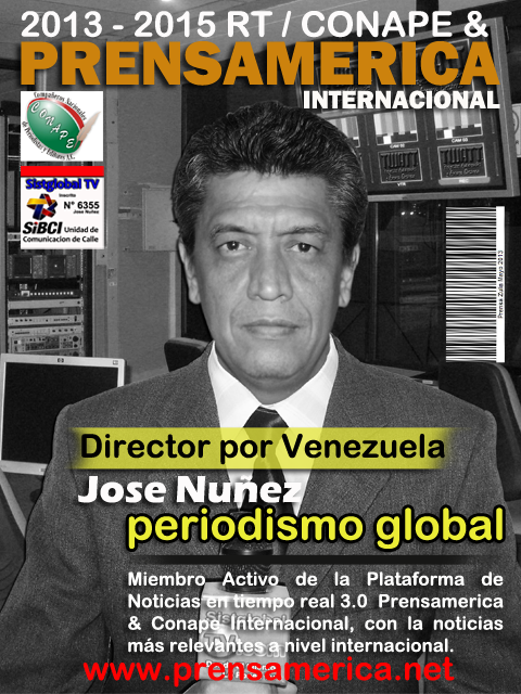 SOMOS PRENSAMERICA & CONAPE INTERNACIONAL