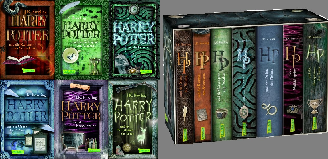 a thousand and one story rezension harry potter und die. Black Bedroom Furniture Sets. Home Design Ideas