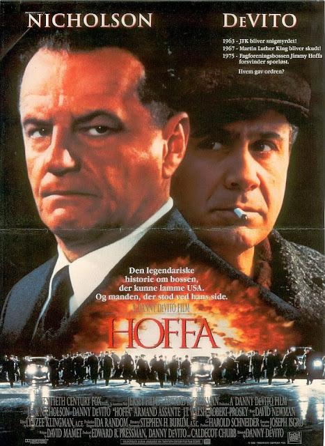 Hoffa - Um Homem, Uma Lenda (1992) - Direção: Danny DeVito