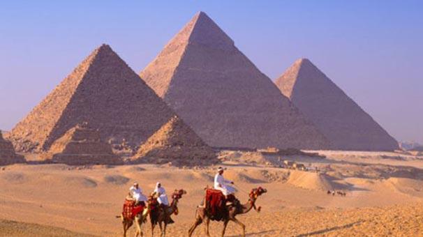 Piramitlerin binlerce yıllık sırrı