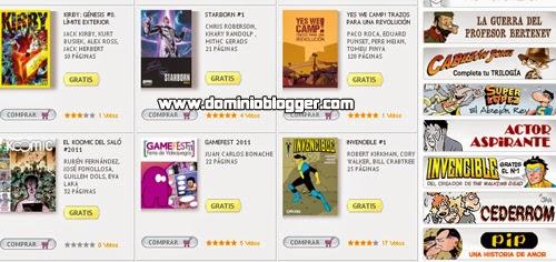 Descarga historietas y comics online y gratis desde Koomic
