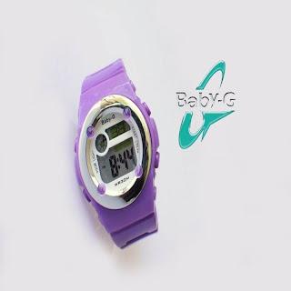jam tangan keren CASIO BABYG BGA884 PURPLE