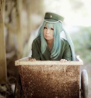 Vocaloid Hatsune Miku 1925 Cosplay by Mikado